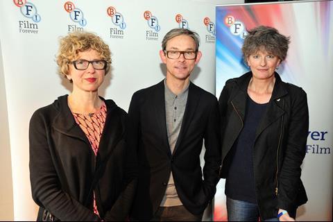 Lizzie Francke, Paul Reeve, Louise Osmond